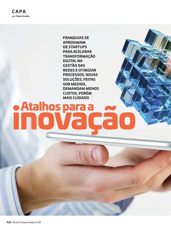 Gigatron na Revista Franquias&Negócios – Abril/2017