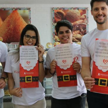 PremiaPão distribuirá gratuitamente saquinhos com pães para famílias carentes no próximo dia 19, em Recife