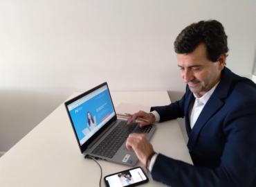 Nova economia do baixo contato estimula mercado virtual