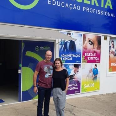 Indaiatuba é a 31ª unidade da rede Via Certa no Estado de São Paulo