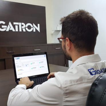 Gigatron cria sistema que possibilita usuário a ter participação comercial na NF-e